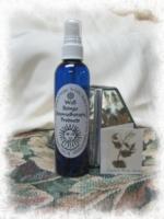 Patchouli Body Spritz - Product Image
