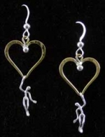 Give You My Heart Earrings - Product Image