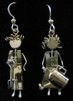 Gardener Earrings - Product Image