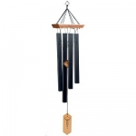 Woodstock Craftsman Chime (Medium Black) - Product Image