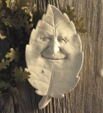 Shady Character Indoor - Outdoor Plaque - Product Image