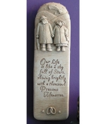 Our Life Together Indoor-Outdoor Plaque - Product Image