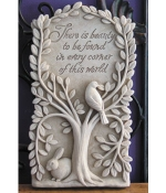 Hidden Beauty Indoor - Outdoor Plaque - Product Image