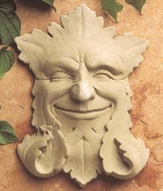 Garden Smile Indoor-Outdoor Plaque - Product Image