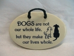 Dogs are Not Plaque - Product Image
