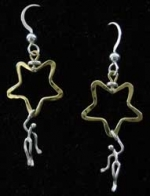Swing On A Star Earrings - Product Image