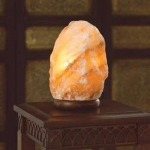 Natural Himalayan Crystal Salt Lamp - Product Image
