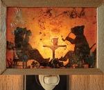 Bears Dining Night Light - Product Image