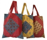 Eco 'Azrakh' Shopper Tote - Product Image