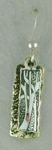 Tall Tree Earrings - Product Image