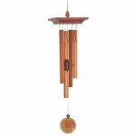 Woodstock Amber Chime - Product Image