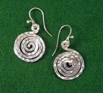 Swing Spirals Earrings - Product Image