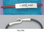 Dream Leather Bracelet - Product Image