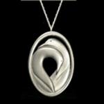 Embrace Pendant (Large) - Product Image