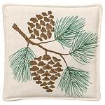 Pine Cones Mug Mats - Product Image