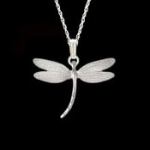 Dragonfly Pendant (Small) - Product Image