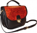 Leaf Leather Carlee Bag - Style 607 - Product Image