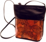 Leaf Leather Bucket Bottom - Style 898 - Product Image
