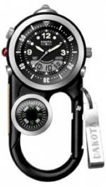Dakota AnglerII (Black Case - Black Dial) - Product Image