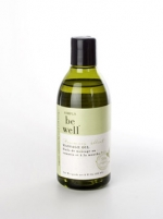 'Simply Be Well' Organic Massage Oil - Rosemary Mint - Product Image
