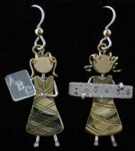 School Teacher Earrings - Product Image