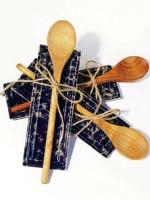 Bennington Stoneware Spoon Rest Gift Set - Product Image