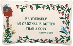 Sayings Pillow - Be Yourself - Product Image