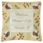 Life Without Music Mug Mats - Product Image