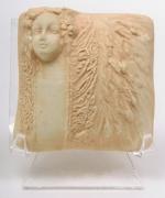 Angel Square Spirit Rattle - Product Image