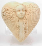 Angel Heart Spirit Rattle - Product Image