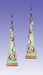 Falling Water Earrings - Product Image