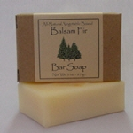 'Maine Mountain' Balsam Soap - Product Image