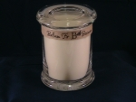 Beeswax Jar Candle -Balsam Fir - Product Image