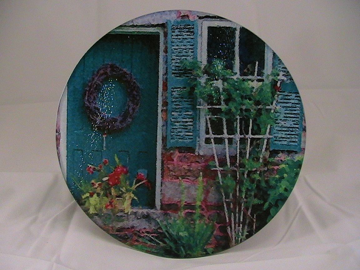 Stonehouse Doorway Trivet