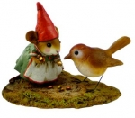 Wee Forest Folk M-392 Mrs Gnome - How Does Your Garden Grow? - Product Image