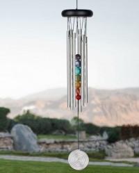 7 Stone Chakra Chime - Product Image