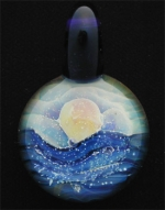Sunrise Pendant - Product Image