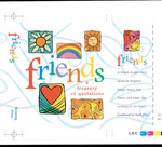 Friends - A Treasury of Quotations Mini Edition - Product Image