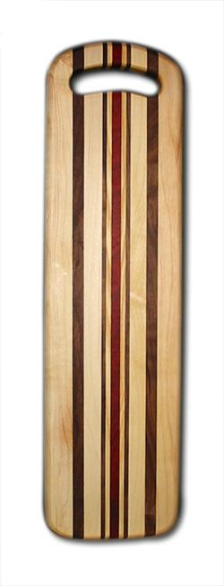 Bread Cutting Board 6 x 22 - Product Image
