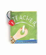 Teacher - The Little Book of Appreciation Mini Edition - Product Image