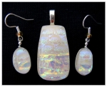 French Vanilla Dichroic Set - Product Image