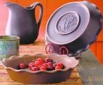 Bennington Centerpiece of The Table Pie Plate - Product Image
