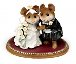 Wee Forest Folk M-200 Wedding Pair - Product Image