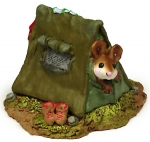 Wee Forest Folk MS-16 Camping Out - Product Image
