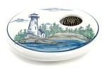 Ikebana- Lighthouse Mini Round - Product Image