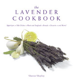 The Lavender Cookbook - Product Image