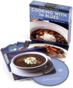 Music Cooks:  Cooking with the Blues - New American Comfort Foods - Product Image