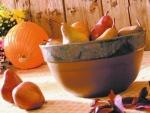 Bennington Cinnamon Farmhouse Presentation Bowl - Product Image