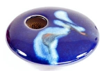 Ikebana- Cobolt Wave Mini Round - Product Image