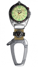 Dakota Big Face Watch Clip (Cream) - Product Image